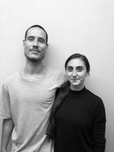 Rebecca Laufer and Mattheus van Rossum by Ira Tashlitsky