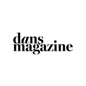 Dansmagazine logo